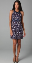 Milly Cutaway Shift Dress