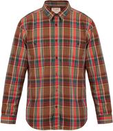 Filson Wildwood Brown Check Shirt