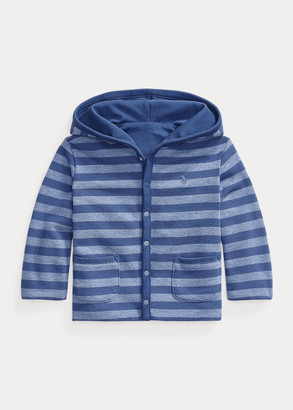Ralph Lauren Reversible Hooded Jacket