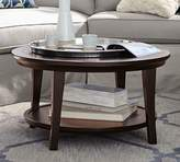 Pottery Barn Metropolitan Round Coffee Table