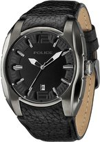 Police Men's PL13752JSU/02 Classic Analog Watch with 3 Hands