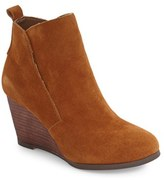 Sole Society Women's Brigitte Wedge Bootie