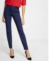 Express low rise new waistband editor ankle pant