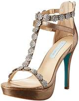 Betsey Johnson Blue by Women's SB-Adore Dress Sandal