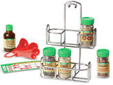 Melissa & Doug Let's Play House! 11 Piece Baking Spice Set