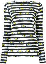 Proenza Schouler long sleeve crewneck top - women - Cotton - XS
