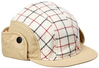 Rag & Bone Puffer Wool-Blend Pilot Cap
