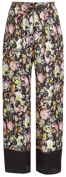 3.1 Phillip Lim Printed Silk Pants