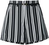 GUILD PRIME striped shorts