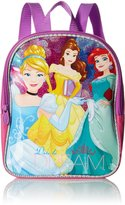 Disney Girls' Princess 10 Mini Backpack