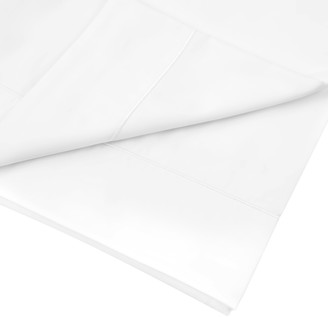 John Lewis & Partners 400 Thread Count Soft & Silky Egyptian Cotton Flat Sheet