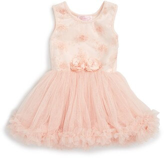 Popatu Tulle Dress