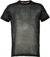 DSQUARED2 woven T-shirt