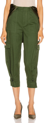 Hellessy Holzer Pant in Olive | FWRD