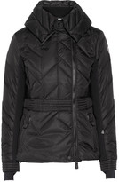 Moncler Marinet Quilted Shell Down Ski Jacket - Black