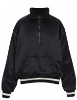 Fear Of God SATIN HALF-ZIP COACHES JACKET