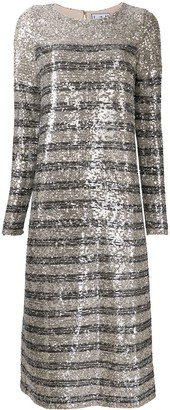 In The Mood For Love Bettina sequined cocktail dress