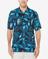 Cubavera Men's Leaf-Print Shirt