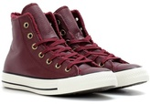 Converse Chuck Taylor All Star Winter Leather + Fur High Top Sneakers