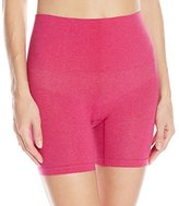 Yummie by Heather Thomson Women's Plus-Size Cotton Tina Shortie