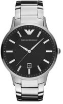 Emporio Armani Classic Stainless Steel Watch