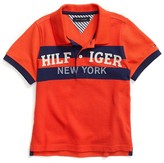 Tommy Hilfiger Final Sale-Signature Polo