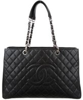 Chanel XL Grand Shopping Tote