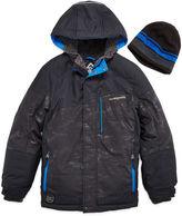 ZeroXposur Snowboard Jacket with Beanie - Boys 8-20