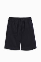 Ami Alexandre Mattiussi Jersey Drawstring Shorts