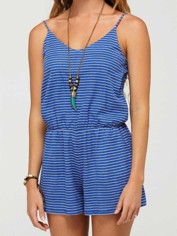 Roxy Romp and Roll Romper
