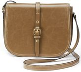 Mondani Dakota Crossbody Saddle Bag