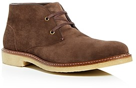 Bloomingdale's The Men's Store At The Men's Store at Men's Leather Chukka Boots - 100% Exclusive