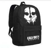 Buti New Call of Duty Ghosts Backpack Fashion Backpack for Teen