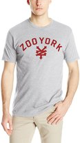 Zoo York Men's Immergruen Short Sleeve T-Shirt, Grey Heather