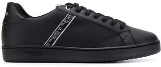 Trussardi Jeans side logo sneakers
