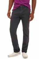 Robert Graham Men's Milo Cotton Twill Five Pocket Pants