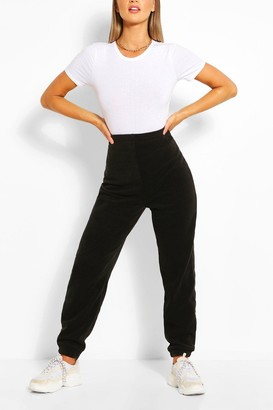 boohoo Polar Fleece Jogger