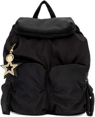 See by Chloe Black Joy Rider Backpack