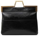 Fendi Large Foldover Tote Bag