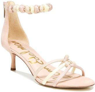 Jayde Ankle Strap Heel Sandal