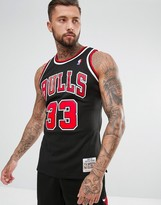 Mitchell & Ness Nba Chicago Bulls Swingman Vest
