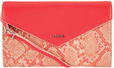 Lodis Women's Kate Exotic Gabi String Wallet