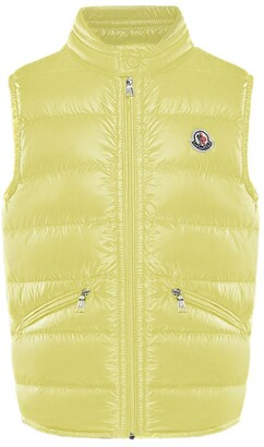 Moncler Kids Gui Quilted Gilet (4-6 Years)