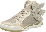 Geox J Ayko Girl 3 Sneaker (Toddler/Little Kid/Big Kid)