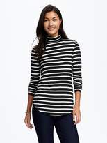 Old Navy Semi-Fitted Turtleneck Tee for Women