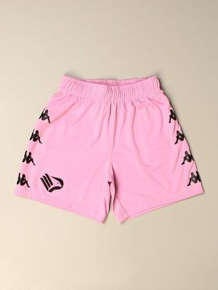 Palermo Game Shorts In Interlock Fabric