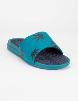 HUF Plantlife Aqua Mens Slide Sandals