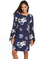 Vero Moda Bali Three-quarter Sleeve Short Dress