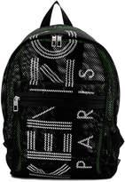 Kenzo Mesh Backpack