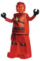 Disguise Lego Ninjago Boys Kai Prestige Costume